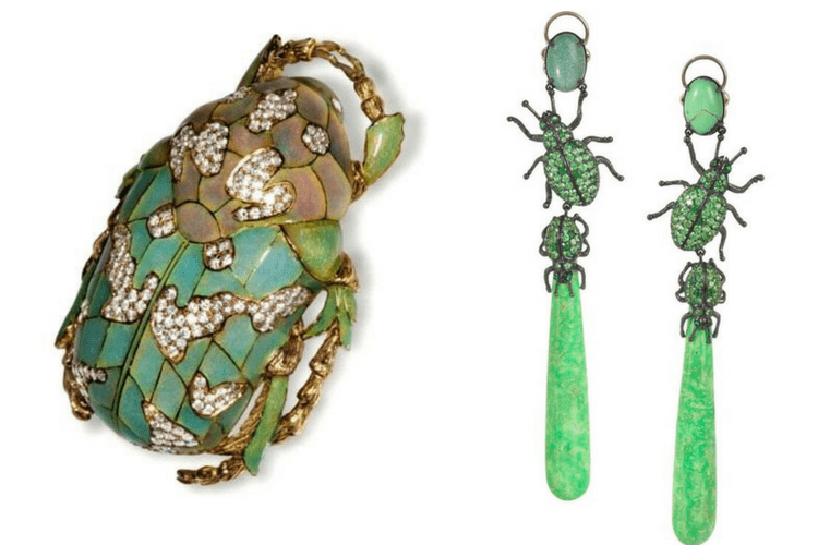 JewelryBugsBeetles must seefairytale LydiaCourteille