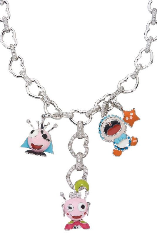 Kids jewelry Aaron Basha necklace - kopie 2