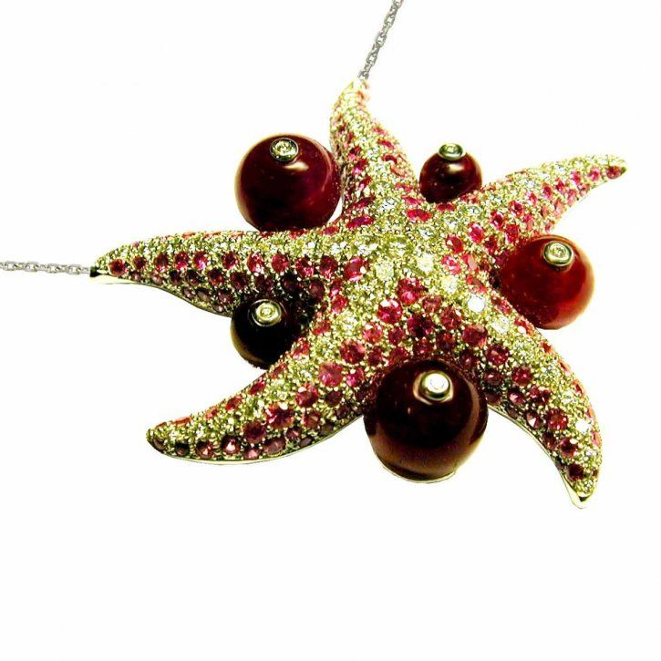 Starfish jewelry aveva
