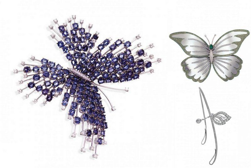 Zydo Andreali jacob Co Butterfly jewelry Animal Blog