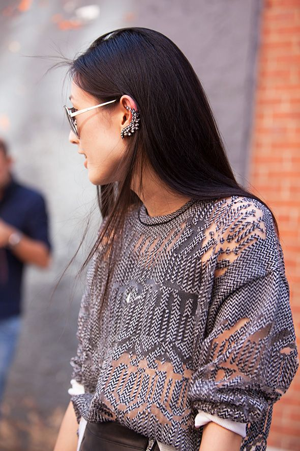 Jewelry Street Style Inspiration From New York