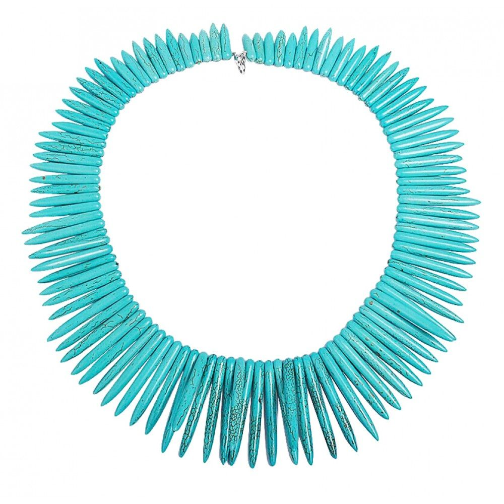 turquoise necklace statementbaubles 35