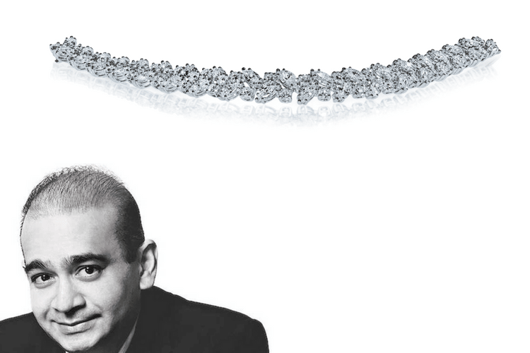 Nirav Modi diamond scandal