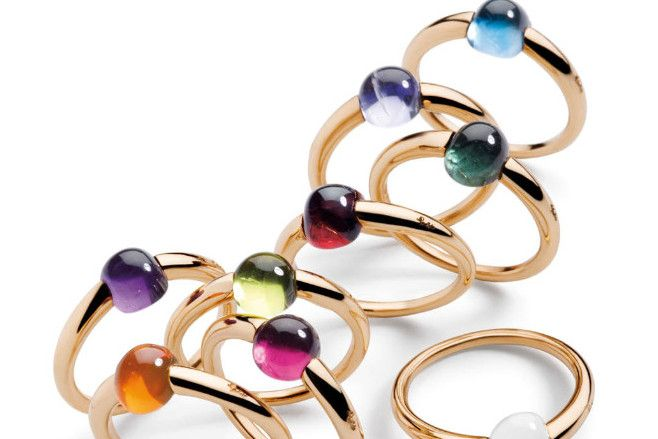 Pomellato rings article buyingtipforchristmas