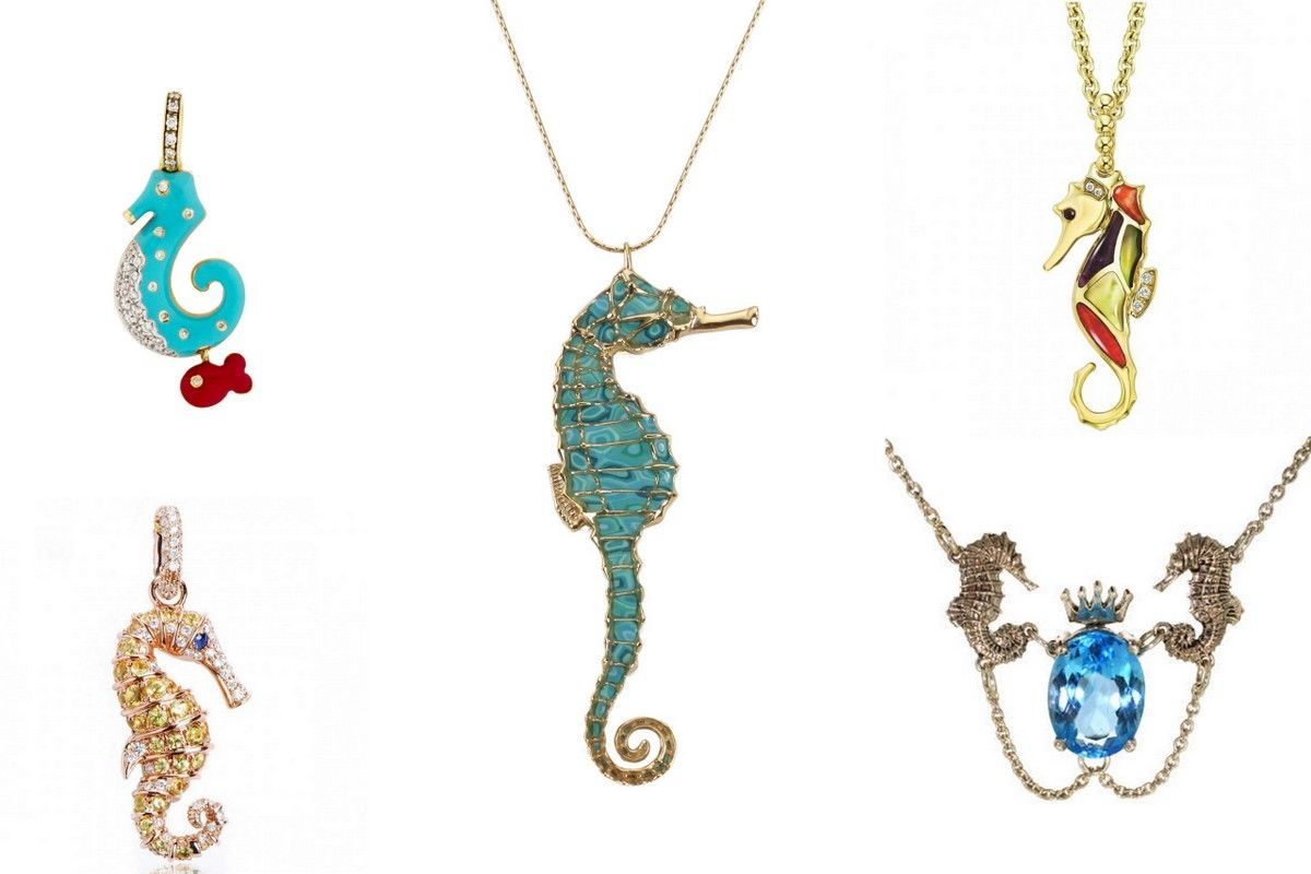 Seahorse Jewelry And More It S Summertime