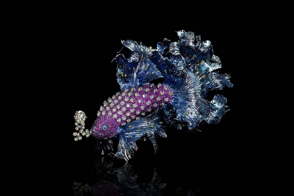 Seahorsesjewelry Wallace Chan Fish