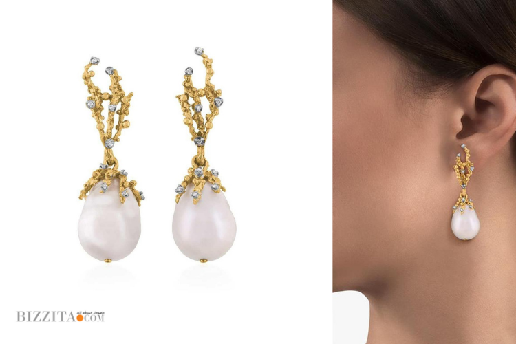 Michael Aram Jewelry discovery jewelryblogger Jewelryblog of the day Earring