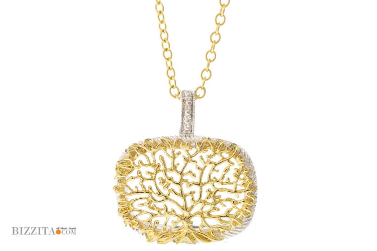 Michael Aram Jewelry discovery jewelryblogger Jewelryblog of the day Pendant necklace