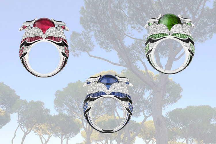 BoucheronFalcon Ring Jewelry