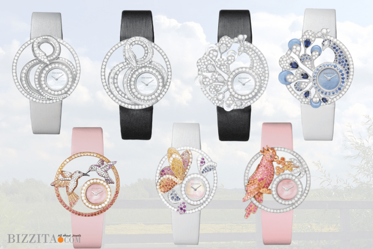 Boucheron Watches Jewelry