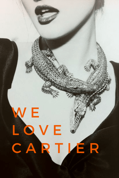 CartierWe LOVE Cartier