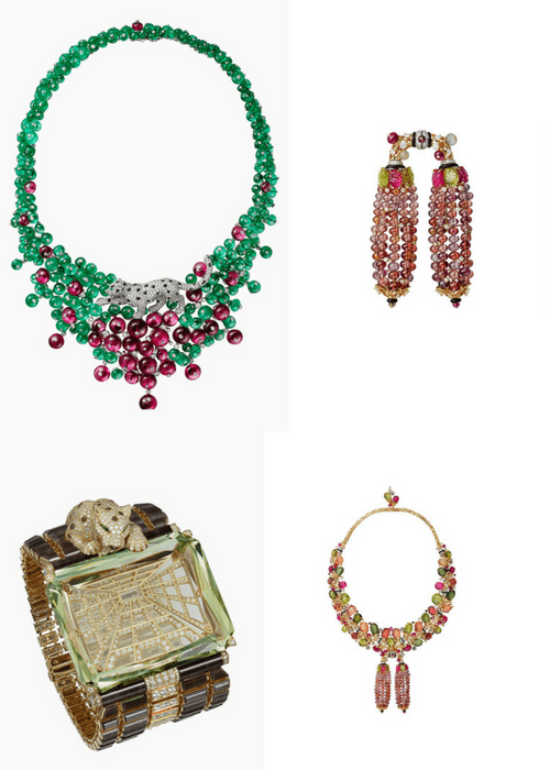 'Resonances de Cartier' Jewelry Collection. High End, versatile and extremely beautiful jewelry!