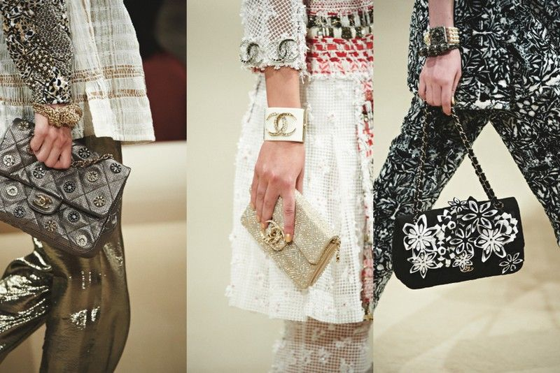 Chanel Bizzita bags jewelry 2015