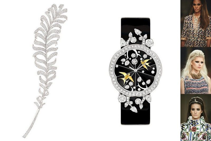 Chanel bizzita jwellery Bizzita 2015 watch