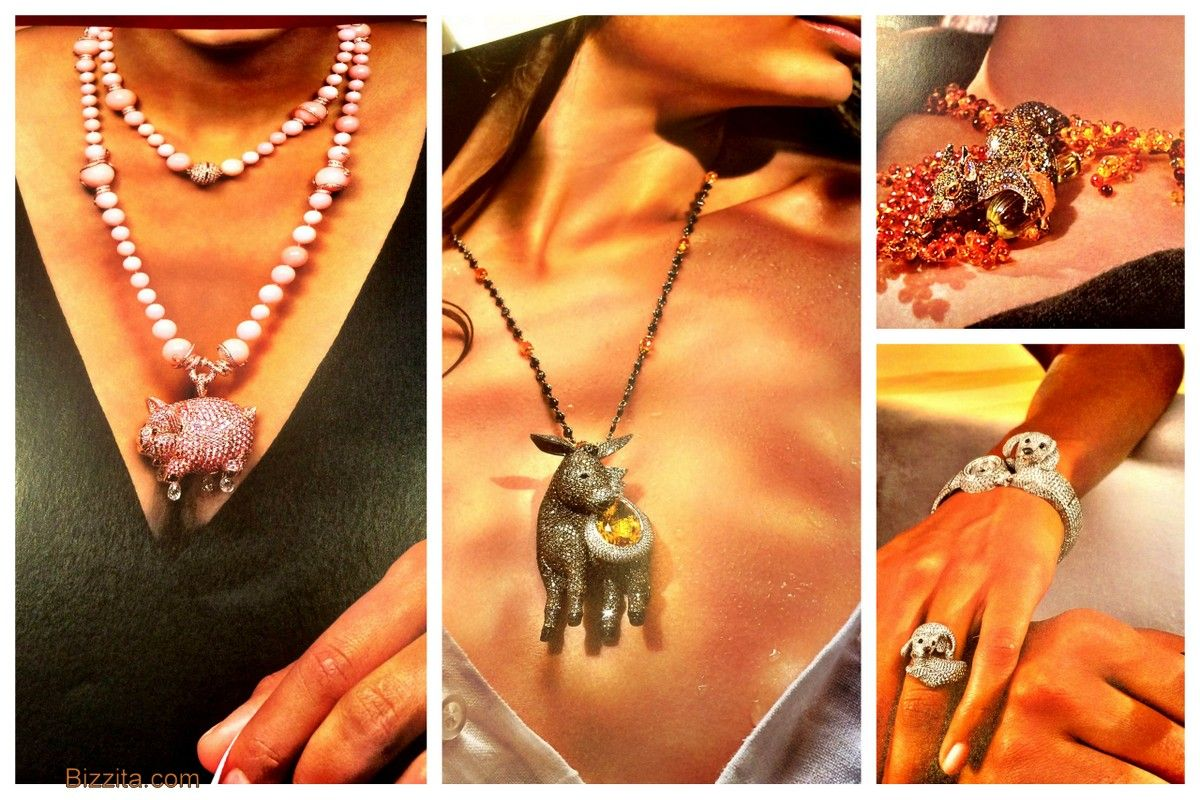 Chopard jewellery animal