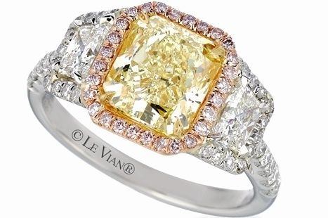 Le Vian diamond ring