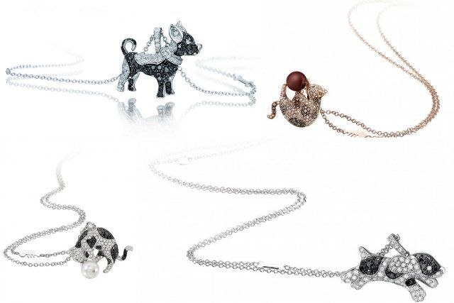 Pino Manna pets jewelry favorite pendants bizzita