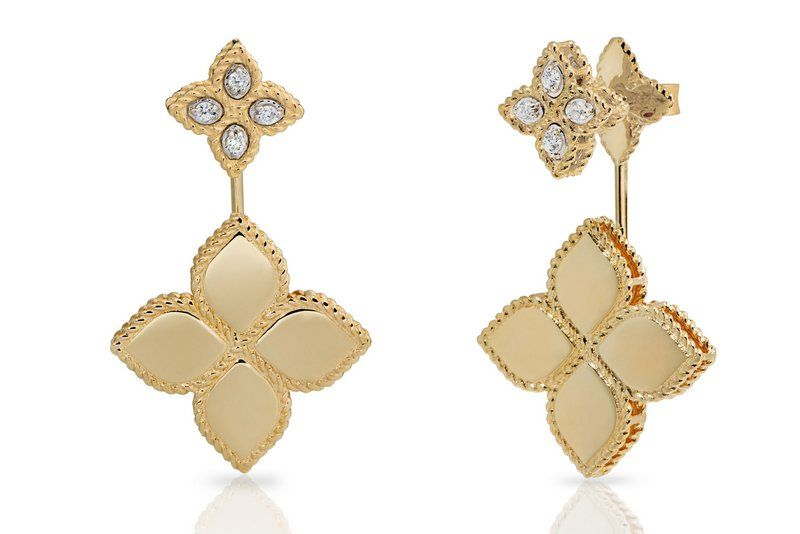 Roberto Coin JewelryValentine s DayPrincess Collectionearrings