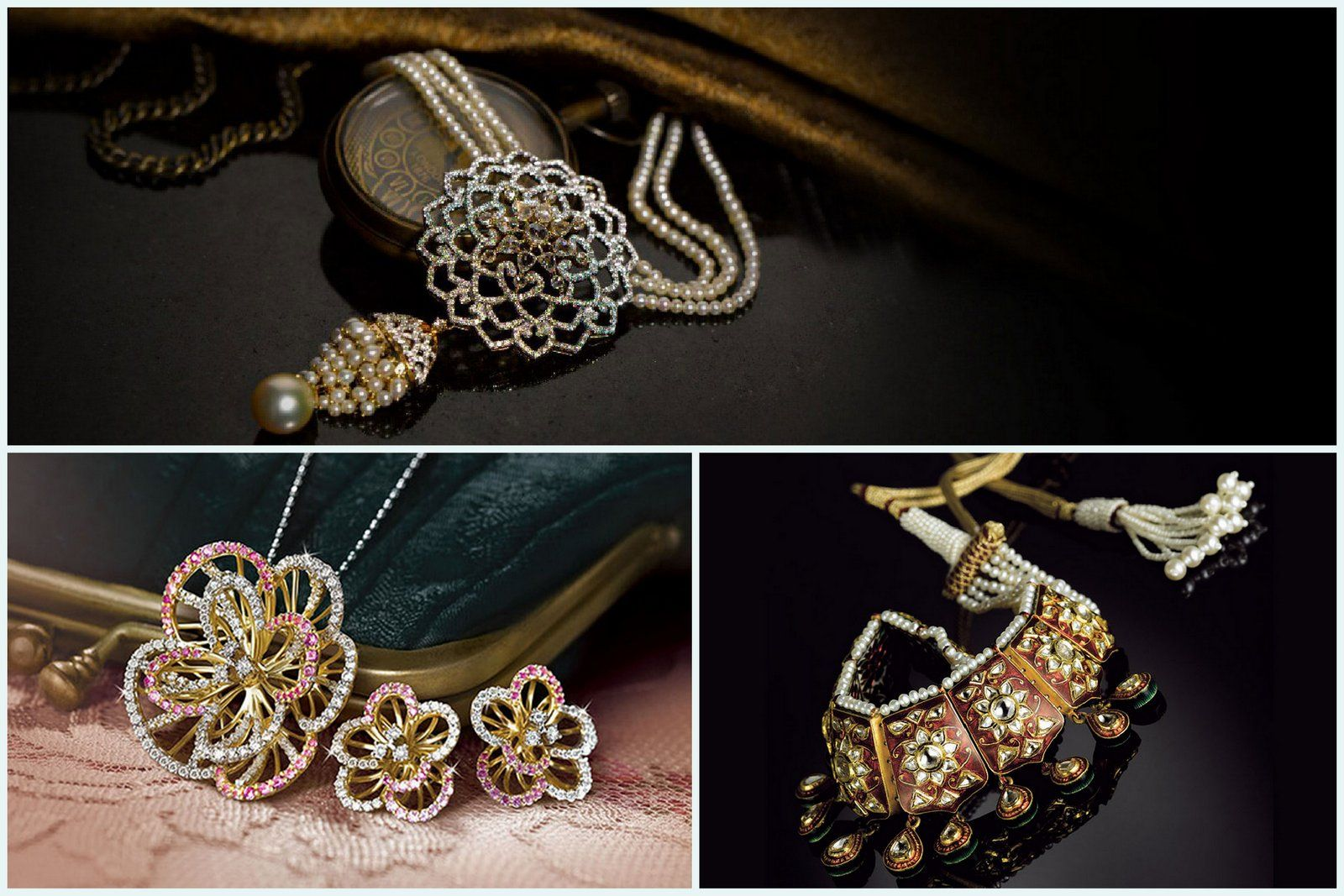6eb3152ab Discovering 4 beautiful Indian jewelry brands