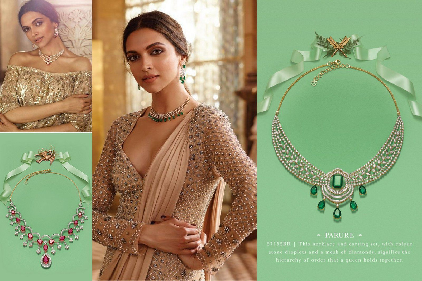 Queen Of Hearts Hairstyles: Discovering 4 Beautiful Indian Jewelry Brands