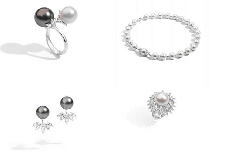 Utopia Stardust Collectionjewelrypearl