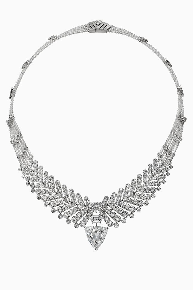 cartier Resonances Necklace diamond