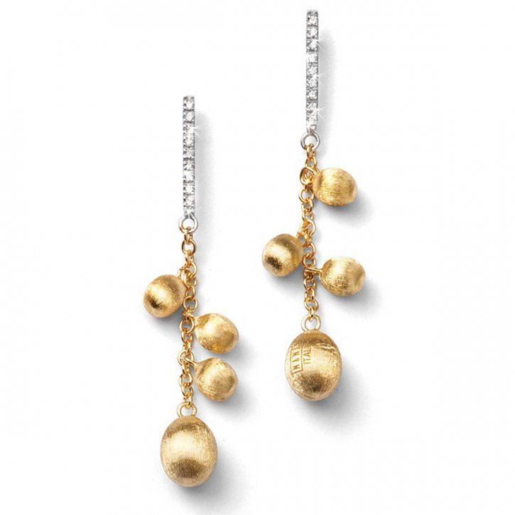 nanis POMGRANATE Earrings