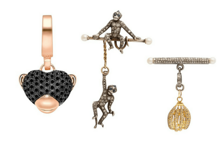 Monkey Jewelry Koven Fennell Theo