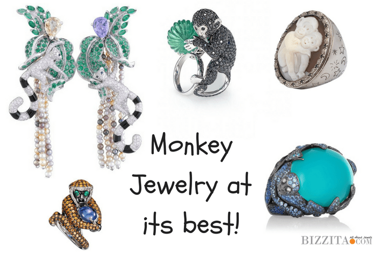 Monkey Jewelry at its best
