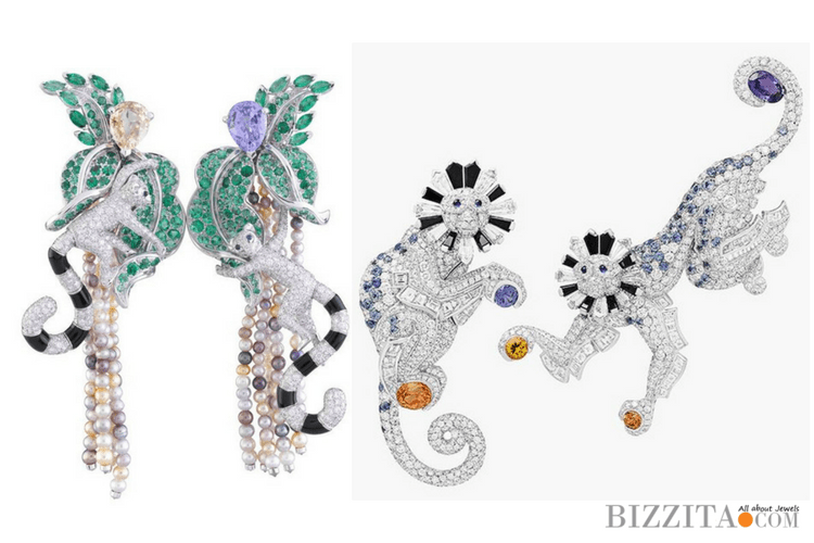 Van Cleef Arpels Monkey jewelry