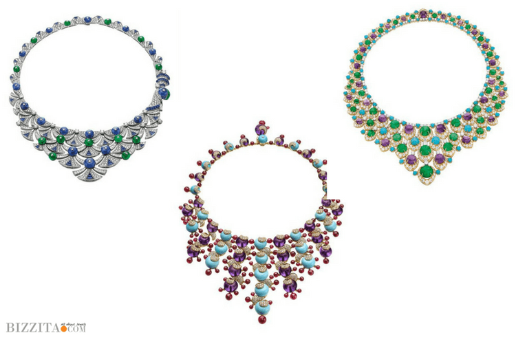 Bulgari necklaces