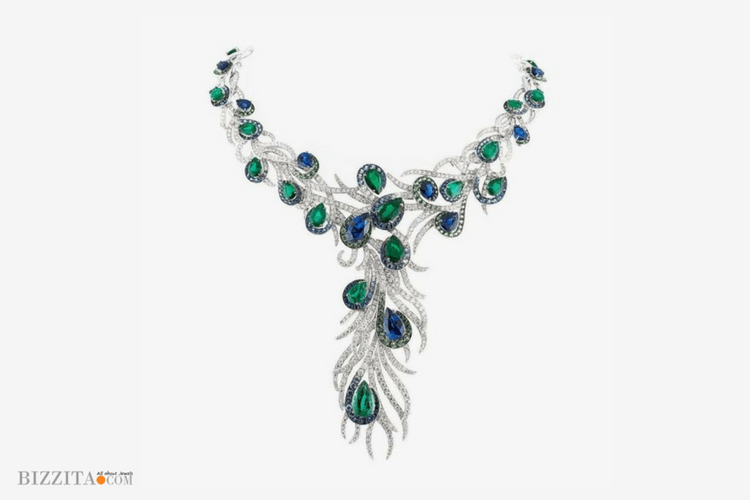 Gilan necklace High end jewelry