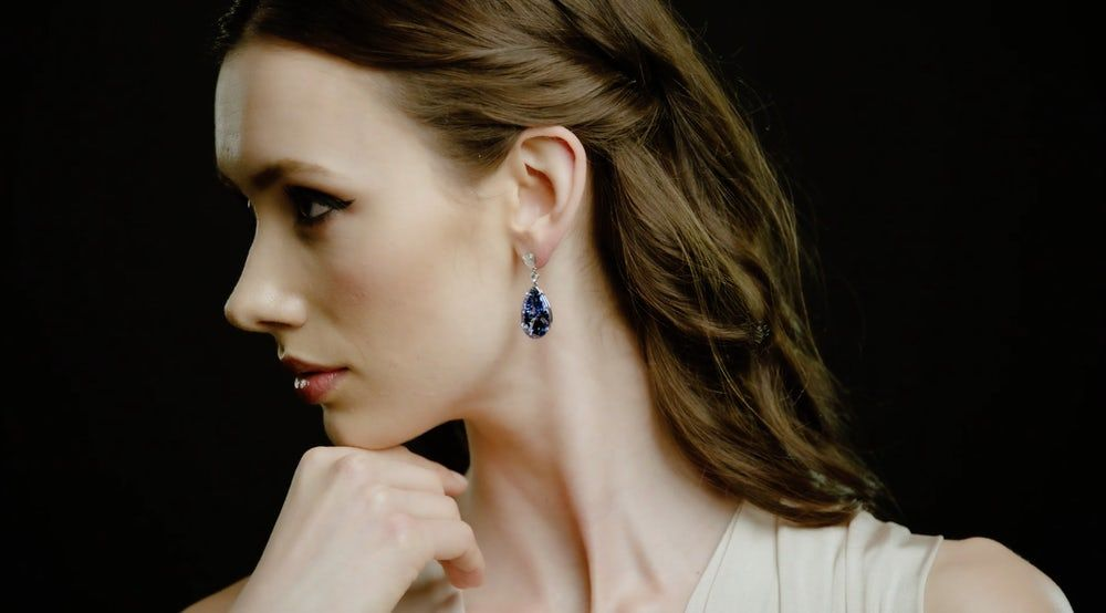earrings most expensive apollo artemis sothebysBlueDiamond