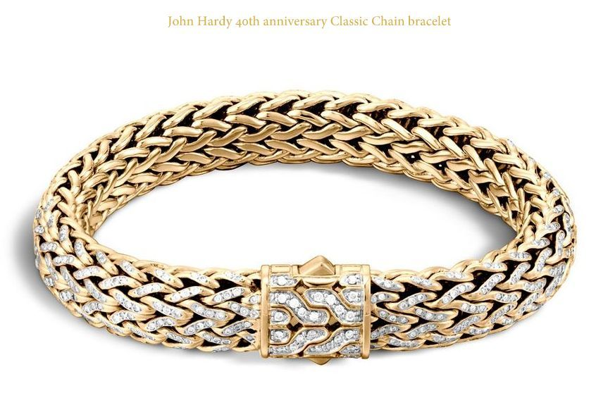 John hardy famous jewelry brand from bali celebrates for John hardy jewelry factory bali
