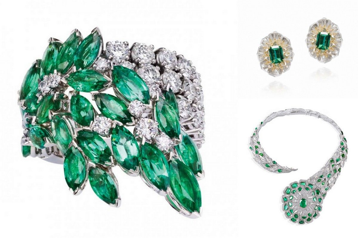 Emeralds Without Rings For