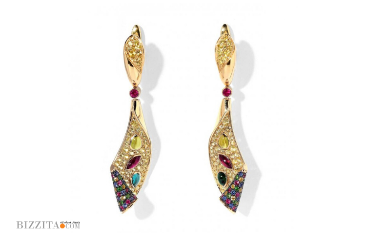 COLOR EARRINGS MOUSSON ATELIER