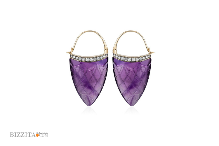 COLOR EARRINGS Noor Fares