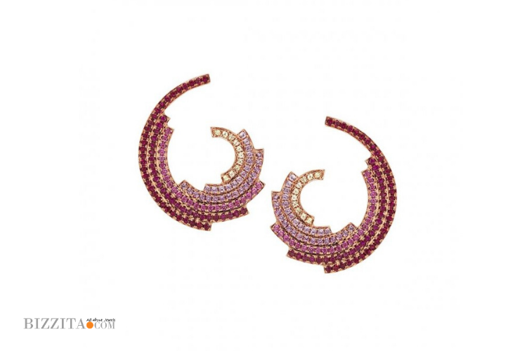COLOR EARRINGS RUFFIER