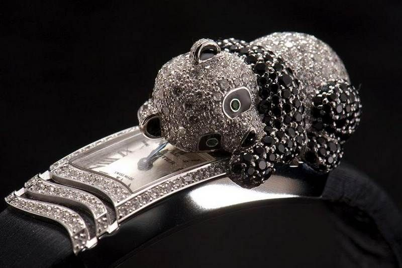 Fluffy Bear Cartier2