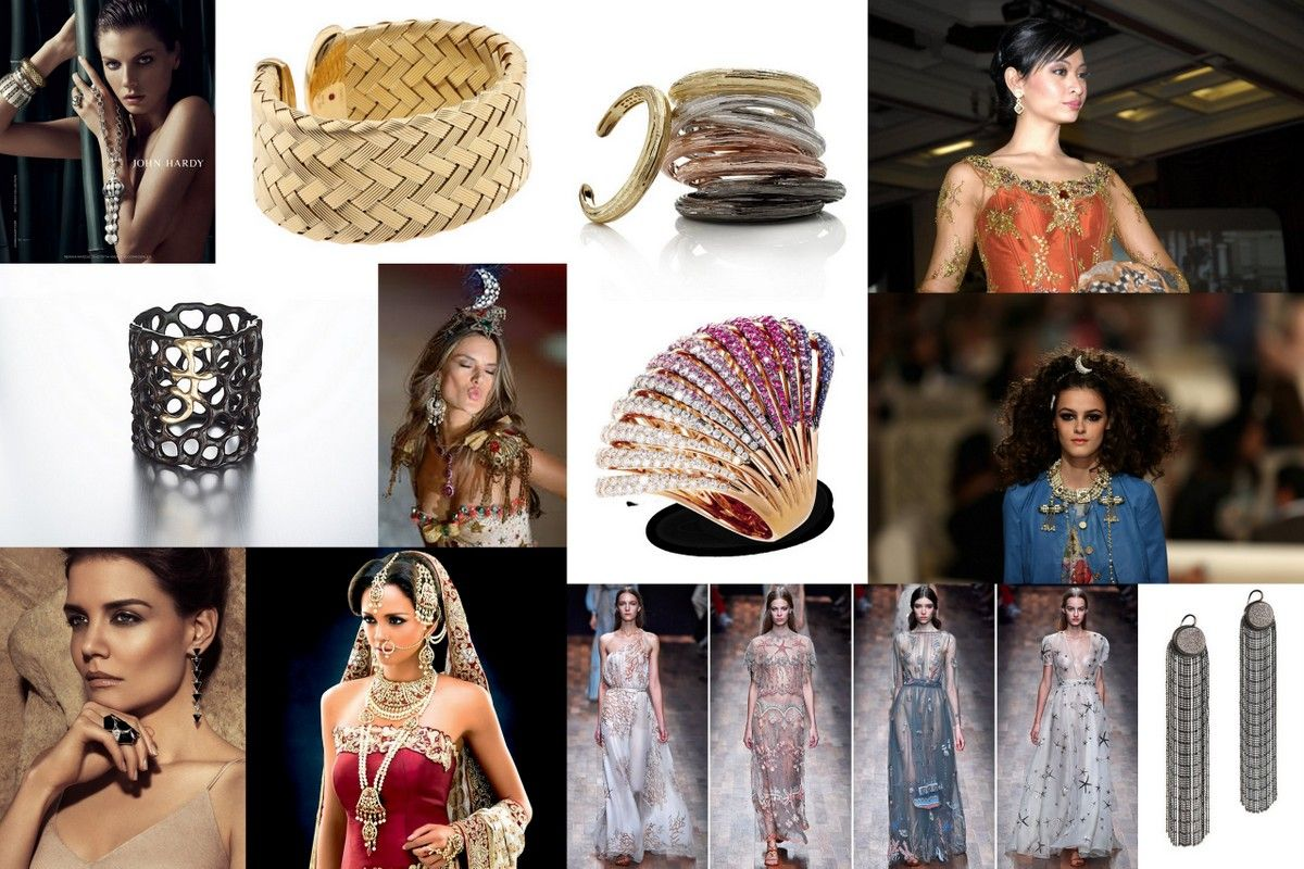 The 4 big jewelry trends in 2015 for Raumgestaltung trends 2015