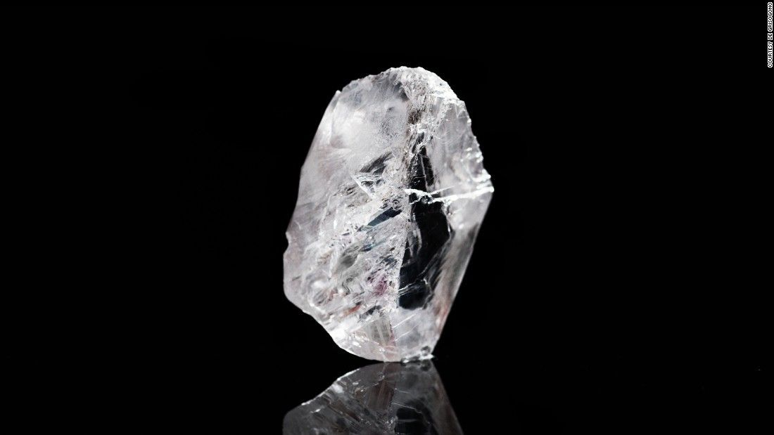 worlds most expensive rough diamond de Grisogono