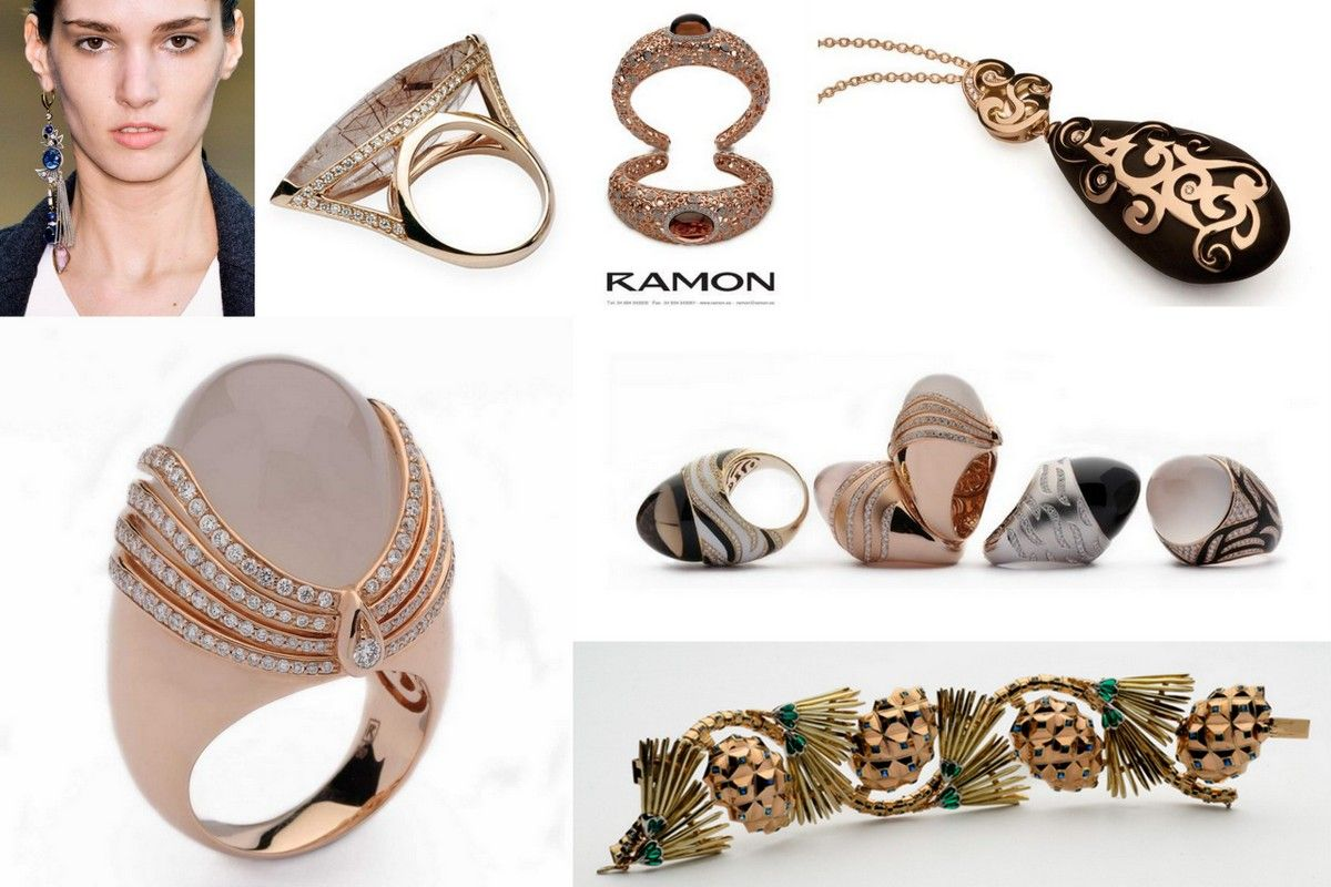 My 5 favorite Spanish Jewelry Brands