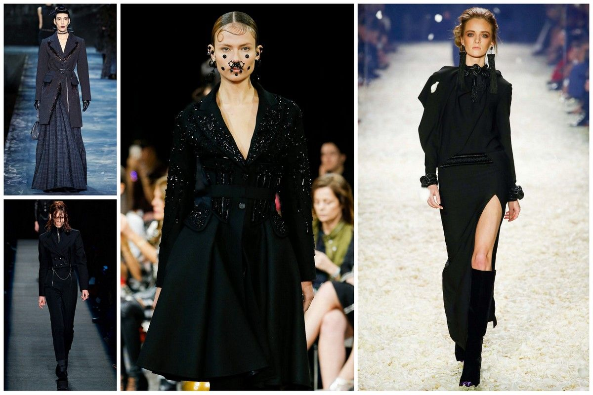Trends Fall 2015 Fashion Dark side givenchy tomFord