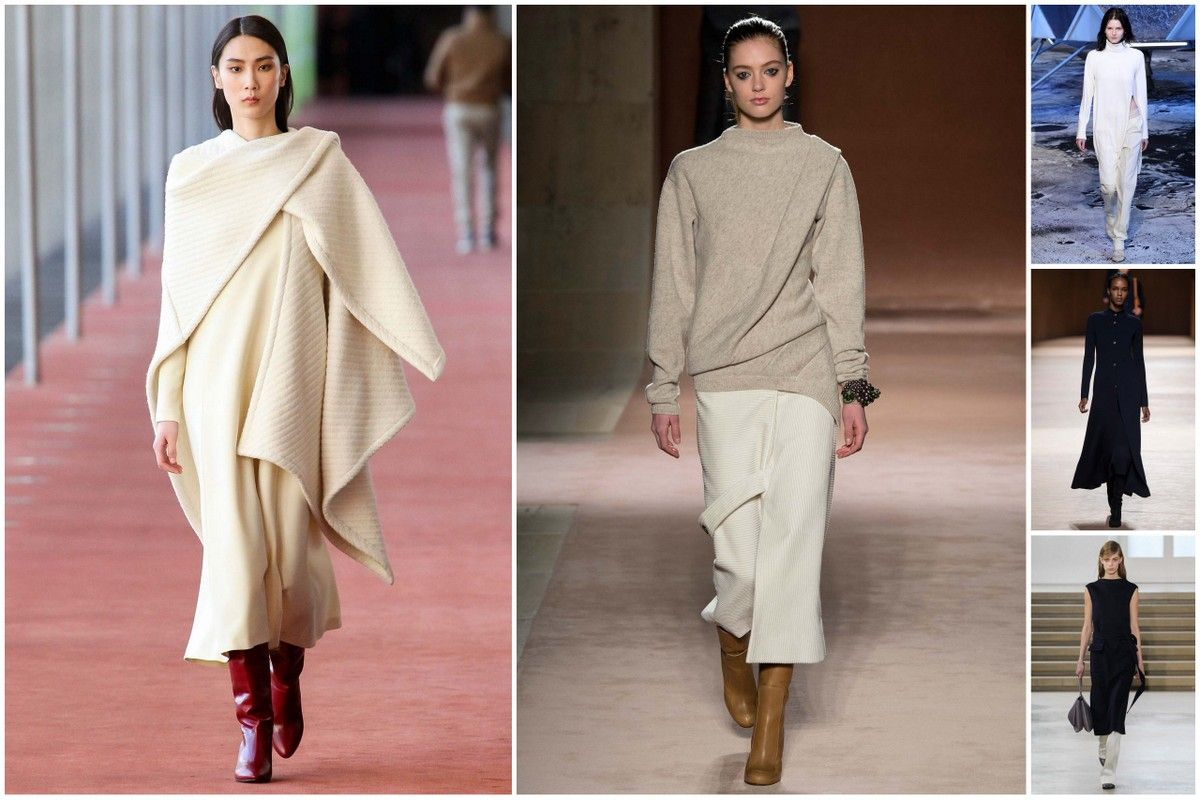 Trends Fall 2015 fashion spiritual aesthetic pure simple jilSander Victoriabeckham