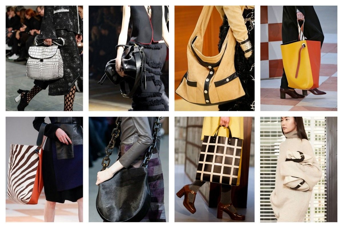 Trends fall 2015 hottest bags Dior Celine Chanel