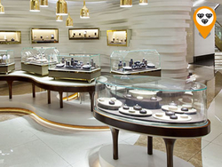 High end jewelers