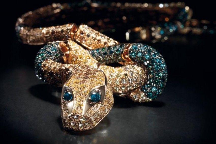 Jewelry with a dark twist