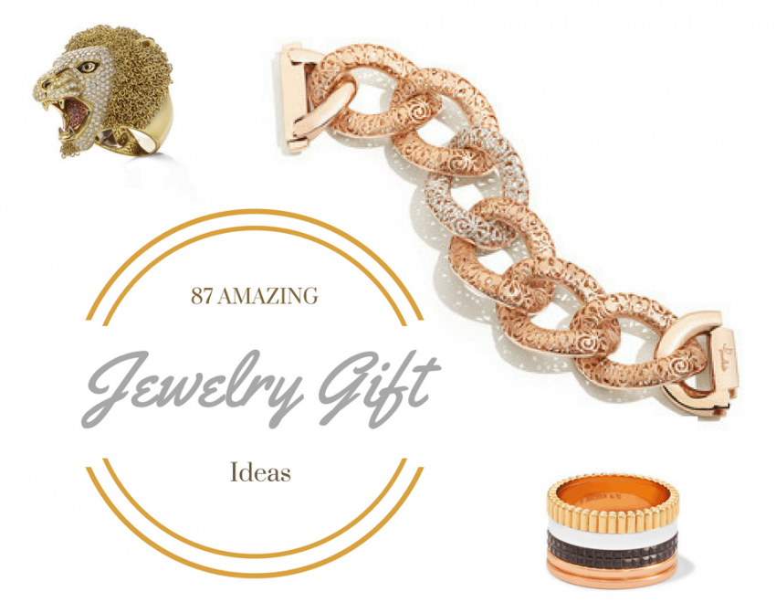 87 amazing jewelry gift ideas that suit your personality