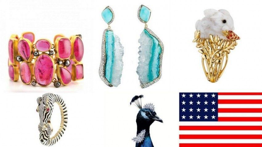 My 21 favorite American Jewelry Brands and designers