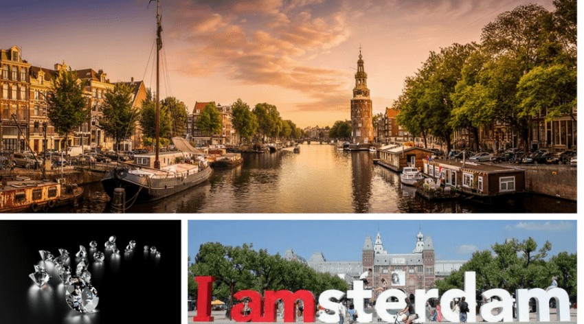 Marketing the myth: For consumers, Amsterdam is still Europe's top diamond city